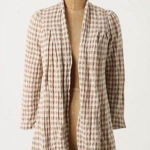 Gingham Genius Cardigan by Knitted  & Knotted